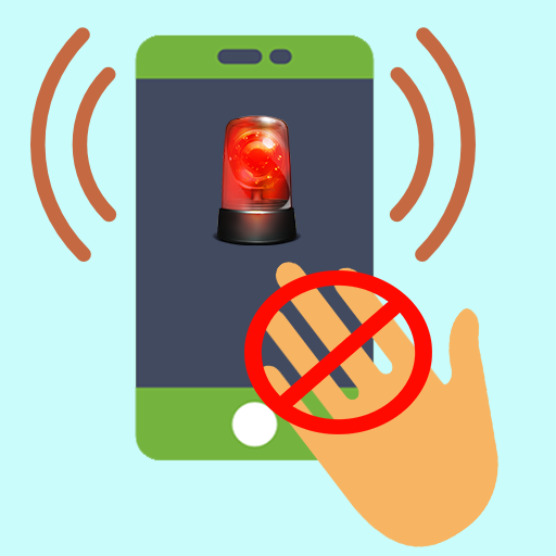 Don't Touch My Phone - Anti Theft Alarm (Motorcycle Luggage Trailer)