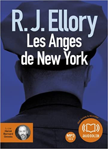 Les Anges De New York Livre Audio 2 Cd Mp3 608 Mo 650