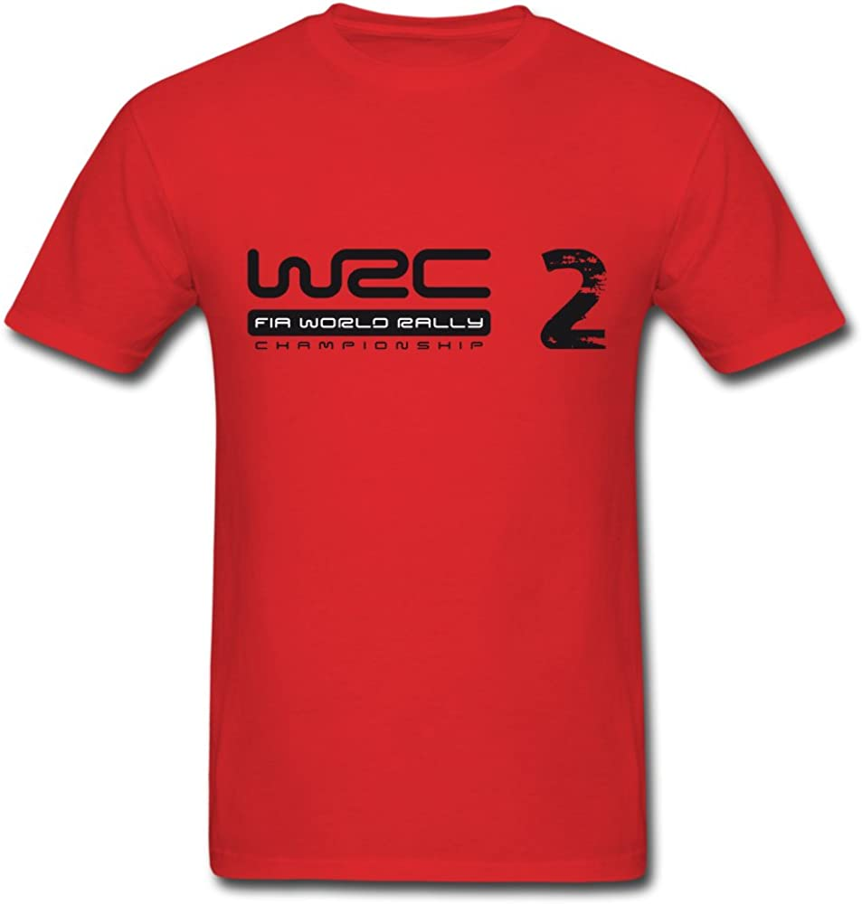 Jane Tobey WRC 2 Logo Formula One F1 Kingdeng Discount Men T-Shirt X-Large: Amazon.es: Ropa y accesorios
