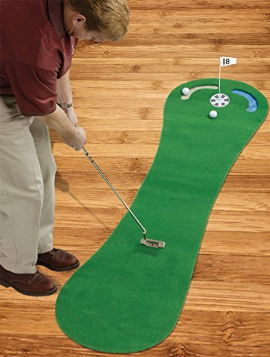 Paragon Golf Indoor Putting Mat for Practicing Putter and Learning How to Putt by Paragon Golf (Image #2)