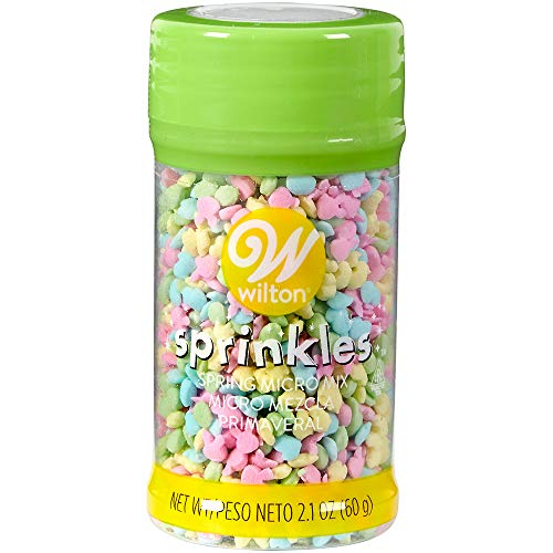Wilton Easter Micro Spring Mix - 2 ounce (56g)