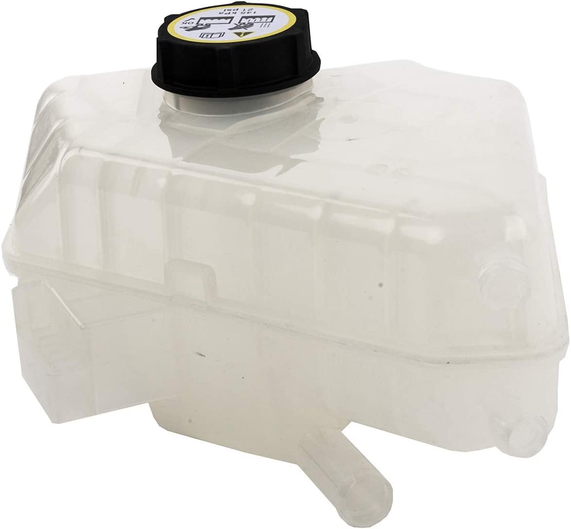KARPAL Engine Coolant Recovery Expansion Tank BE8Z-8A080-A Compatible With 2011-2018 Ford Fiesta