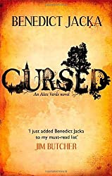 Cursed: An Alex Verus Novel by Jacka, Benedict (2012) Paperback