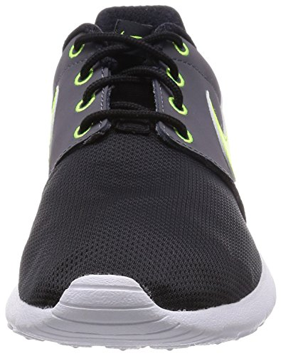 Volt One Nike Roshe Ginnastica Scarpe white da dark Black Unisex Grey Gs Bambino Nero gqvwq5TZ