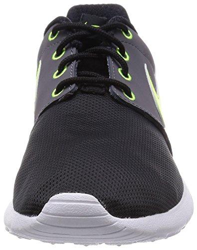 white Roshe Black Scarpe da Grey Nero One Bambino Volt dark Gs Nike Unisex Ginnastica HqfFPFw