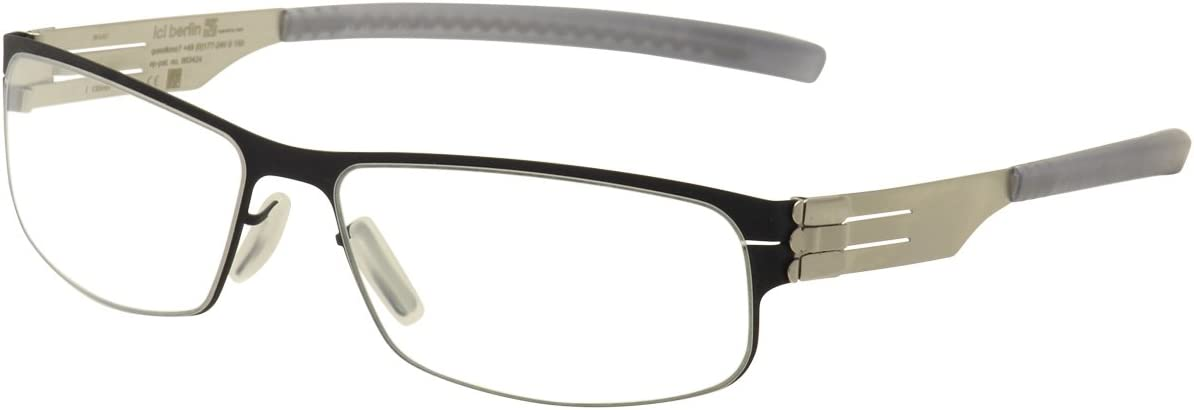 Eyewear Ic!Berlin Serge K. Marine 青 Made in Germany 100% Authentic New