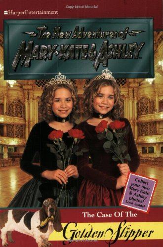 6e79a74fcde2 The New Adventures of Mary Kate & Ashley 20: The Case of the Golden Slipper