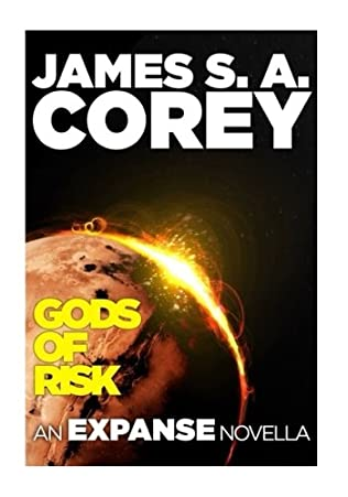 book cover of Gods of Risk