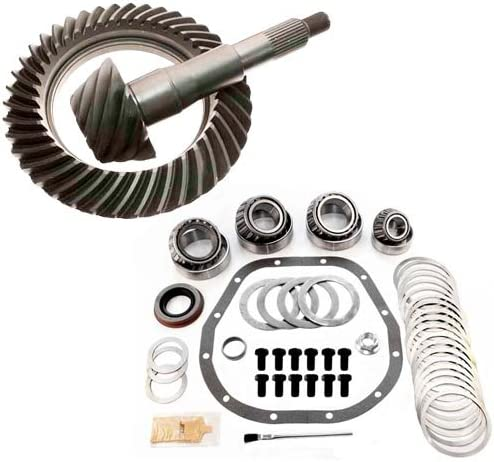 COMPATIBLE WITH GM 14 BOLT 10.5 4.10 RING AND PINION /& MASTER BEARING INSTALL KITCOMPATIBLE WITH