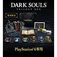 DARK SOULS TRILOGY BOX - PS4 Japanese ver.