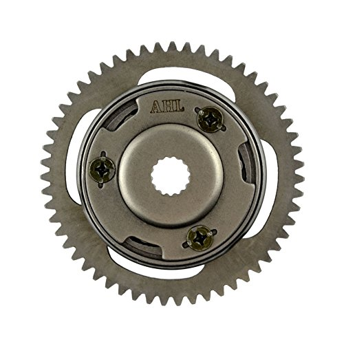 AHL Starter Clutch One Way Bearing Gear Assy for Yamaha Grizzly 125 2004-2013
