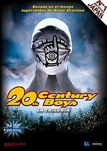 20th Century Boys - Trilogía (+ Libreto) [DVD]