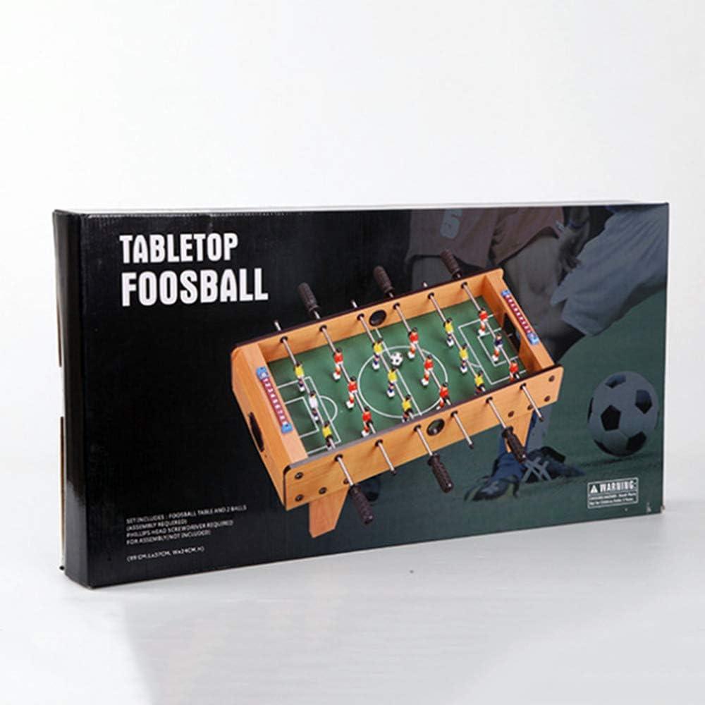 SHEHUIREN Tabla De Futbolín Clásico Deporte Fútbol Patada Familiar ...