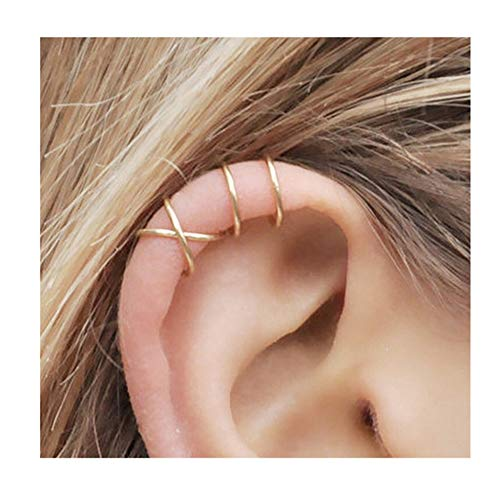 YRY Stainless Piercing Earrings Cartilage