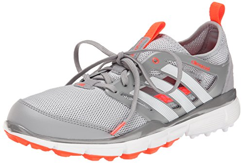 Adidas Women's W Climacool II Golf Shoe, Clear Onix/Runni...