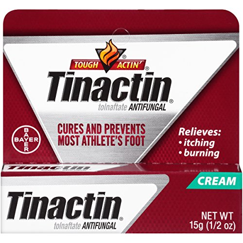 Tinactin Athletes Foot Cream Ounce product image