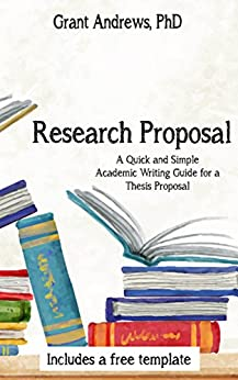 Download for free Research Proposal: Academic Writing Guide for Graduate Students