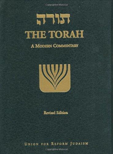 Torah Star - The Torah: A Modern Commentary, Revised Edition