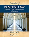 img - for Essentials of Business Law and the Legal Environment (MindTap Course List) book / textbook / text book