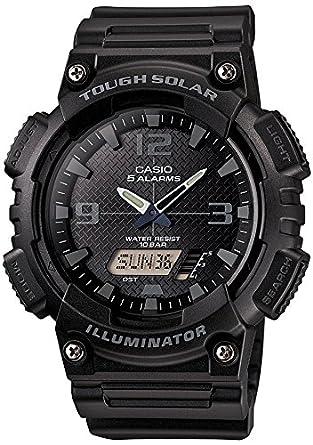 6539fd9990 Amazon | [カシオ]CASIO 腕時計 スタンダード ソーラー AQ-S810W-1A2JF メンズ | 国内メーカー | 腕時計 通販