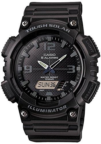 Casio estándar Tough Solar Reloj para hombre aq-s810 W-1 a2jf (importados
