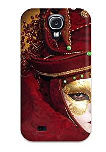 Fashion Protective Venice Carnival Mask Sunrise Isabelle Palace Nature Other Case Cover For Galaxy S4