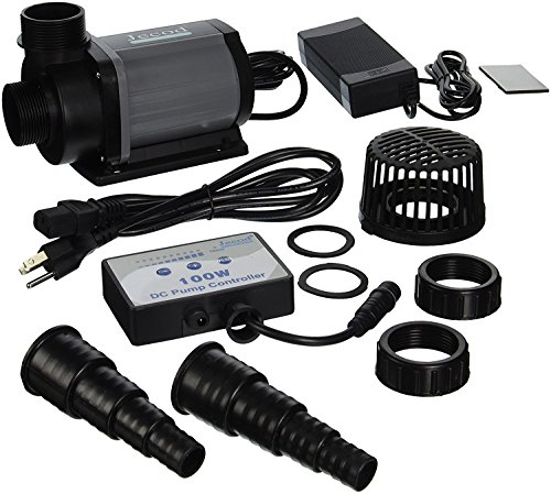 Jebao DCS-9000 2377GPH Submersible Pump with Controller (gray) by Jebao