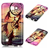 LG K4 Case, LG Optimus Zone 3 Case, Spree Case Firefish Shockproof Scratch-Resistant Ultra Slim Durable Soft Flexible TPU Gel Case for LG K4 LTE/LG Spree/LG Rebel LTE - Chimes