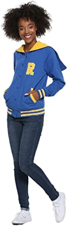 Riverdale Cheer Girls Varsity Jacket Hot Topic Exclusive