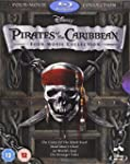 Pirates of the Caribbean: Four-Movie...