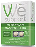 Magnesium OK Vitamins and Minerals For Women During The Monthly Cycle 90 Tablets For Sale