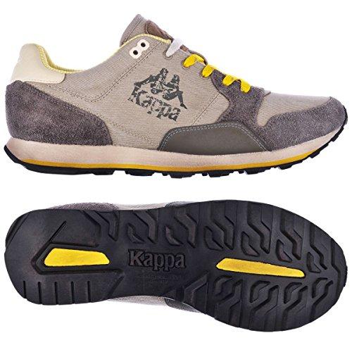 Sneakers - Authentic Dersan BROWN MUD-YELLOW