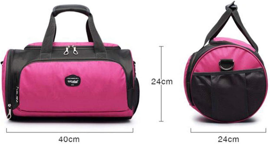 Yoga Bag Large Size: 452626 One-Shoulder Diagonal Training Bag Small Travel Bag Color : Sky Blue, Size : 1810.410.4 inch. Fitness Bag Dark Blue -811