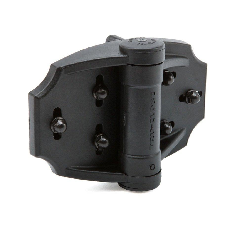 Tru-close Multi Adjust Hinge - Black