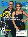 Entertainment Weekly March 4 2005 Mariska Hargitay, Christopher Meloni, Law & Order, Stephen King, U2, Kirstie Alley, Deadwood