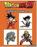 DragonBall Z : GOKU Coloring Book Vol.1 - 4: Coloring Book
