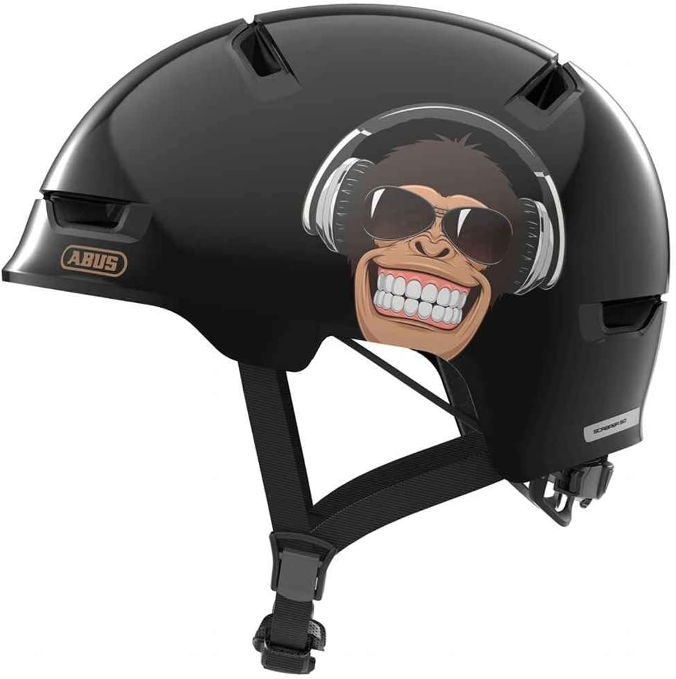ABUS Bike-Helmets Scraper Kid 3.0