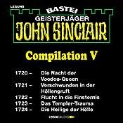 John Sinclair Compilation V: Band 1720 - 1724 | Jason Dark