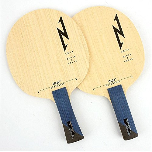 1PCS XIOM ZETA OFFENSIVE Blade Shakehand (ST/FL)Table Tennis Paddles Ping Pong Racket by WOMUL