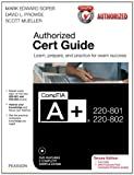 CompTIA A+ 220-801 and 220-802, Soper, Mark Edward and Prowse, David L., 0789749807