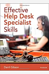 Effective Help Desk Specialist Skills Hardcover
