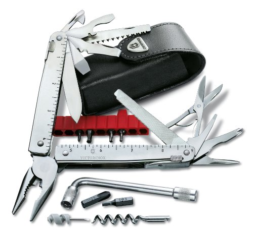 Victorinox Swiss Army SwissTool CS Plus Multi-Tool,Steel