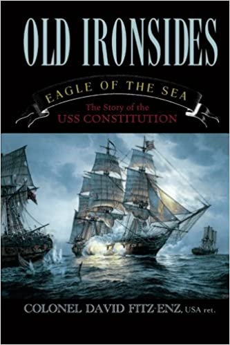 Ironsides Uss Constitution