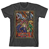 Yu-Gi-Oh Youth Boys Graphic Tee Yu-Gi-Oh Cartoon