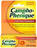 Campho-Phenique Cold Sore Treatment, Maximum Strength, 0.23 Ounce