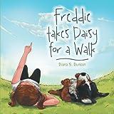 Freddie takes Daisy for a Walk