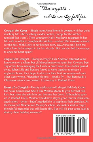 Heart of a Cowgirl: Heart of Oklahoma, Book 6