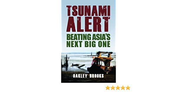 purchase cheap c26ac a9f6f Tsunami Alert, Oakley Brooks - Amazon.com