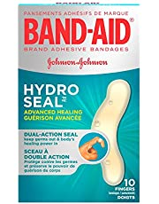 Band-Aid Hydrocolloid Bandages