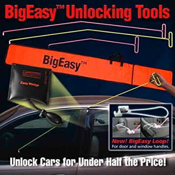Steck Manufacturing Stc32900 The Big Easy Complete Lockout Tool Kit